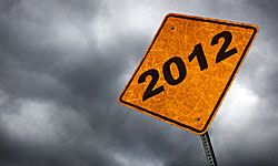 Most predictions regarding the year 2012 are pretty weird, but what are some of the stranger ones?