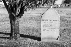 Elmer McCurdy was a well-known outlaw, but his accidental mummification increased his popularity after his death.