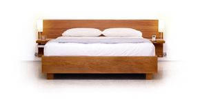 DesignMobel's iPod compatible bed, the Pause.