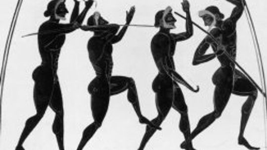 10 Bizarre Olympic Events