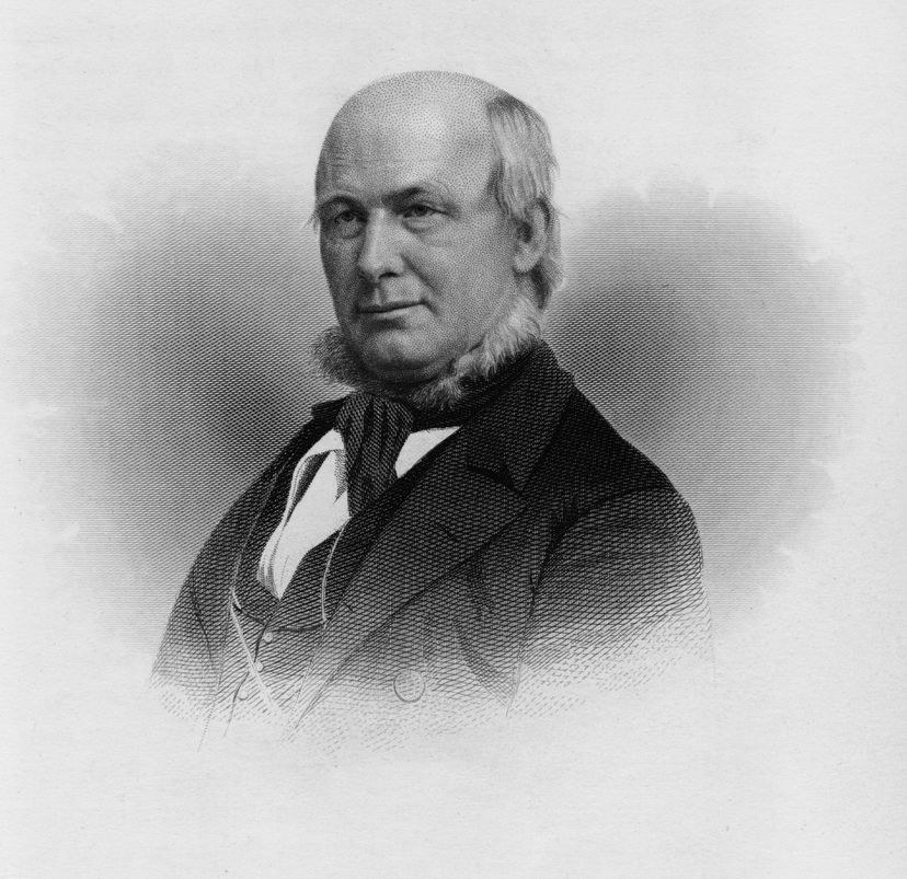Political reformer and newspaper editor Horace Greeley was the only candidate to be nominated by both the Democrats and the Republicans (or at least a splinter group called the Liberal Republicans.) Nevertheless, he lost to Ulysses S. Grant. Kean Collection/Getty Images