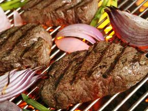 Black Angus is considered top quality. Why? See a step-by-step image guide to grilling steak.