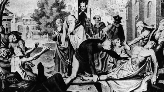 How the Black Death Worked