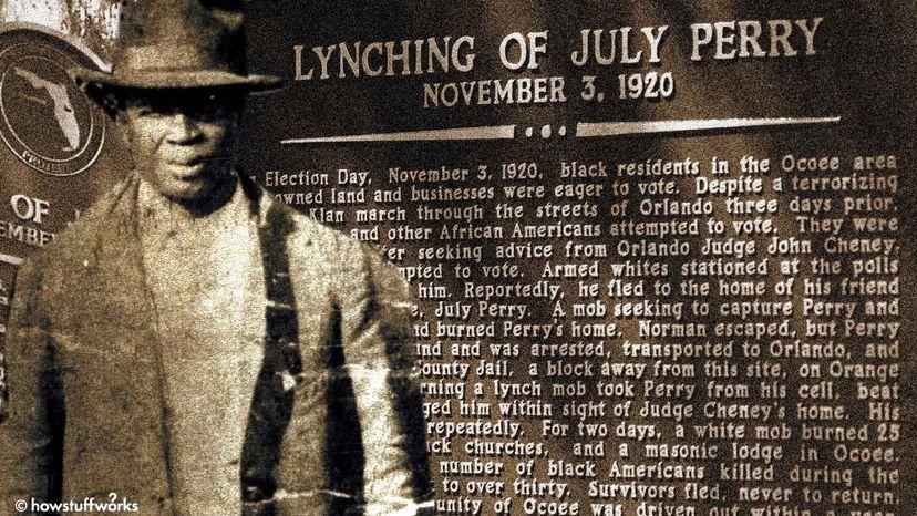 Julius 'July' Perry