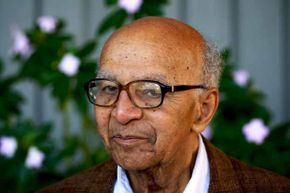 Statistician David Harold Blackwell, Ph.D. was the first tenured Black professor at the University of California-Berkeley and the first Black person admitted to the National Academy of Sciences.