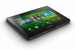 BlackBerry's PlayBook has stiff competition against Apple's iPad and tablets running on Google's Android operating system.