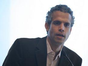 BlackPlanet founder Omar Wasow in 2008.