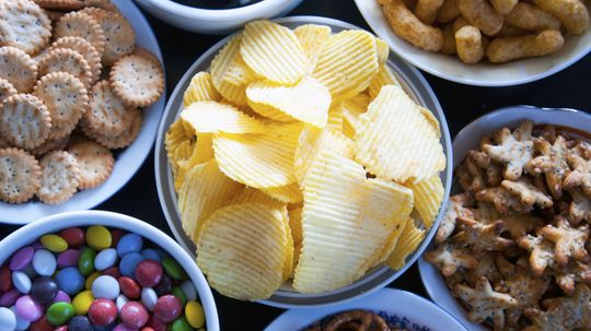 Do Processed Foods Have 'Bliss Points'?