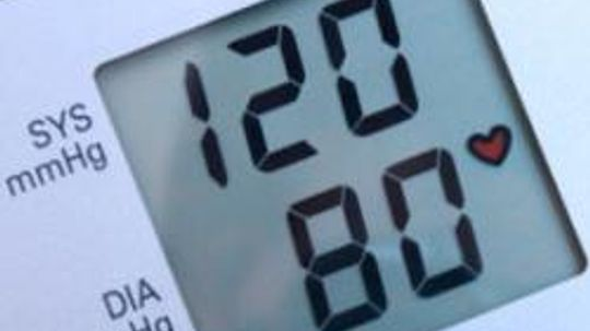 Monitoring Your Blood Pressure at Home