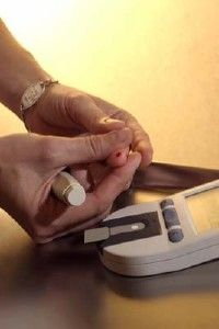Frequently monitoring your blood sugar level is important to manage diabetes.