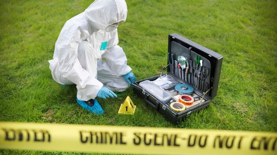 Bloodstains at Crime Scene Can Tell Age of Victim or Suspect