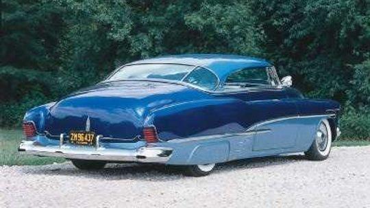 Blue Danube: Profile of a Custom Car