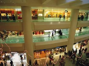 Setting up a network of Bluetooth receivers that record the locations of specific makes the method of Bluetooth surveillance possible. Could shopping mall stores do this to track customers' movements?