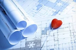Engineers and architects use blueprints to illustrate project plans. But why are they always blue? See more architecture pictures.