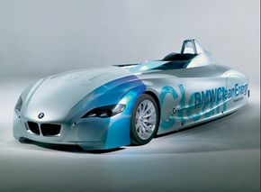 Image Gallery: Alternative Fuel Vehicles Hydrogen Record Car. See more pictures of alternative fuel vehicles.