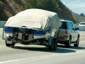 Before you hit the road, make sure everything is properly loaded and strapped down for the drive.