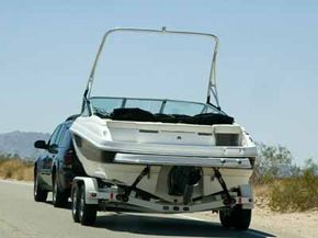 It's just as important to check your trailer from top to bottom before heading out.