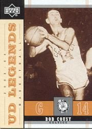 """Bob Cousy's sleight-of-hand routines earned him nicknames like """"The Houdini of the Hardwood."""" See more pictures of basketball."""