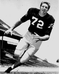 """Bob Lilly's killer instincts allowed                              him to follow his hunches in                                            spite of Dallas's verystructured                                            """"flex defense."""" See more                                            pictures of football players."""