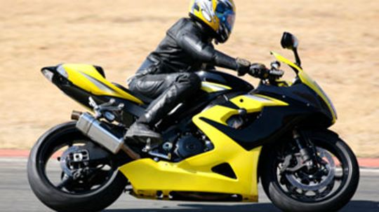 Is motorcycle body armor really necessary?