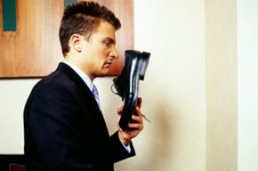 What happens if your body odor changes? View more personal hygiene pictures.