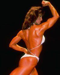 Rachel McLish in 1980