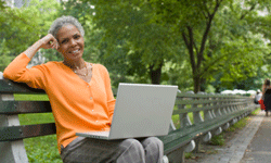 Baby Boomers are connecting more than ever through social networking sites. See more healthy aging pictures.