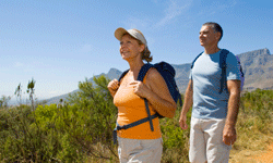 For many Boomers, activity is practically second nature.