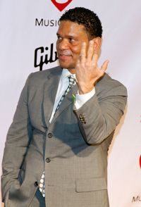 Music agent Benny Medina books music acts into gigs.