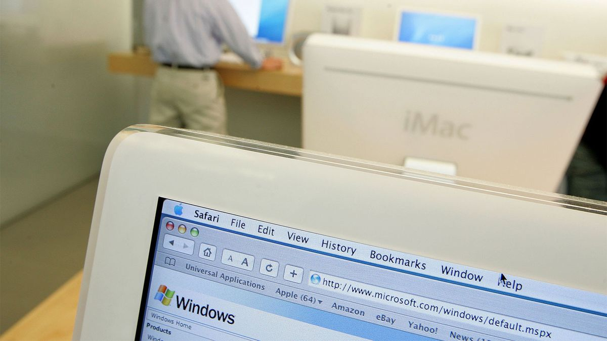 Switching Between Mac OS X and Windows - How Apple Boot Camp Works