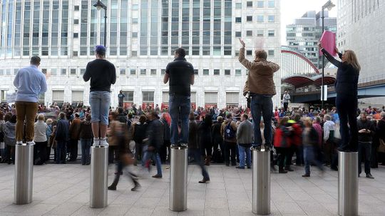 Bollards, or How Cities Are Protecting Their Public Spaces From Terrorism