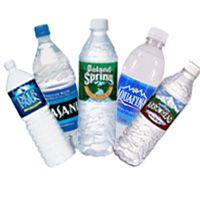 The bottled water industry is an $8 billion plus industry.