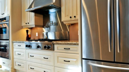 What's the advantage to bottom freezer refrigerators?