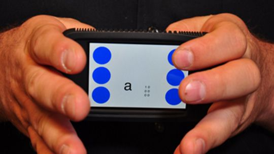 How BrailleTouch Works