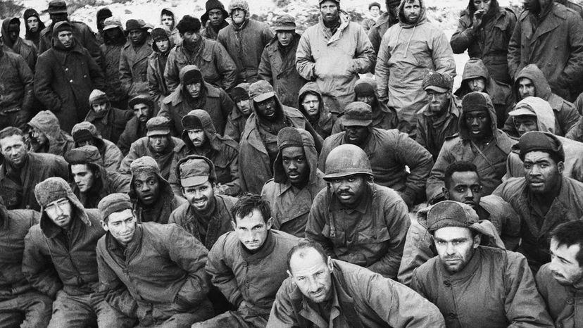 American POWs, Korea