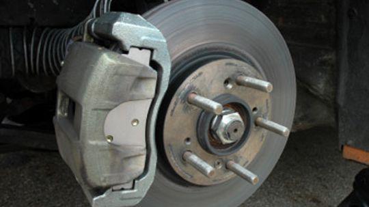 How Brake Calipers Work