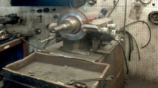Do you need a brake lathe?