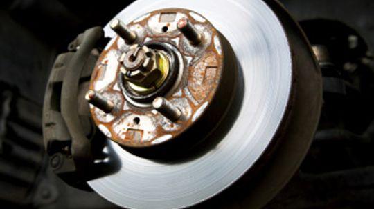 How Brake Rotors Work