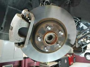 Brake shims prevent the pads and rotors from clanging against each other.