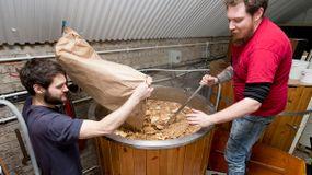 Toast Ale brewing process