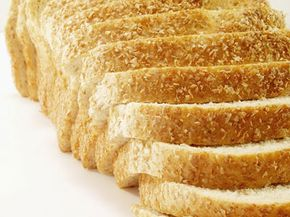 If you cut the bread crusts off your bread, you miss out on the nutrients.