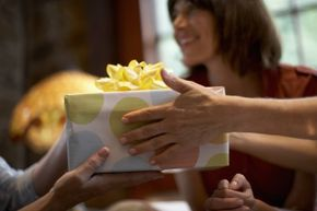 """Don't be that person who brings a gift to a """"no gifts"""" party — it'll be awkward for you and the host."""