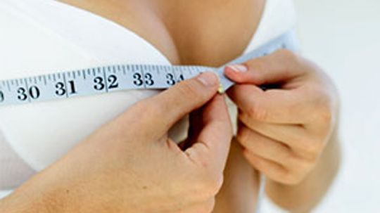 Why are breasts different sizes?