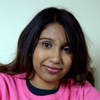 Cheryl Perera, 2007 BRICK Award Winner in the category of Global Impact