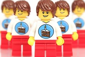 Since you'll likely have limited available facial expressions for your minifigures, you may have to get pretty creative to find new ways of conveying emotion.