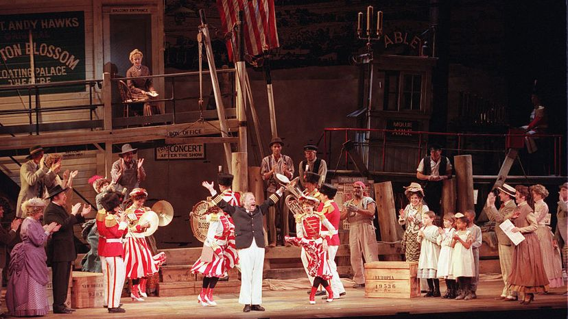 Show Boat' musical