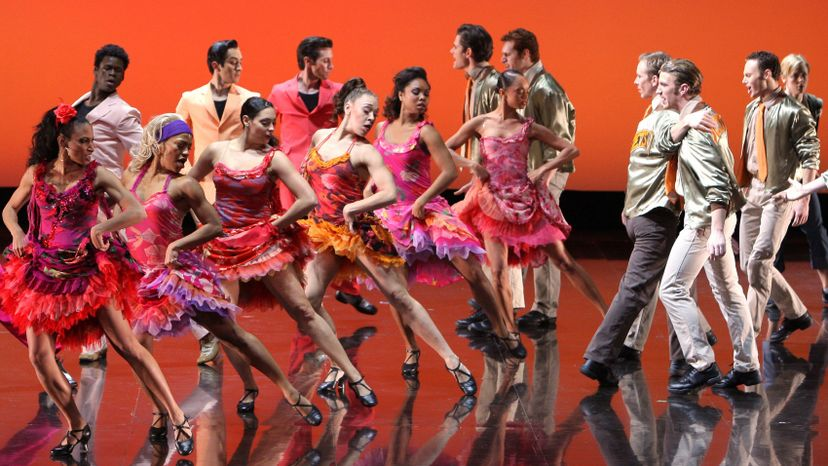 West Side Story' musical