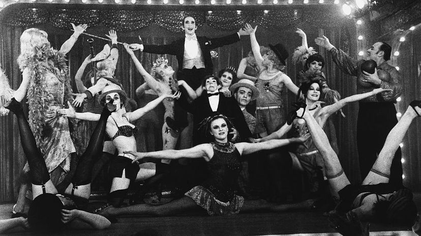 Cabaret' musical Joel Grey