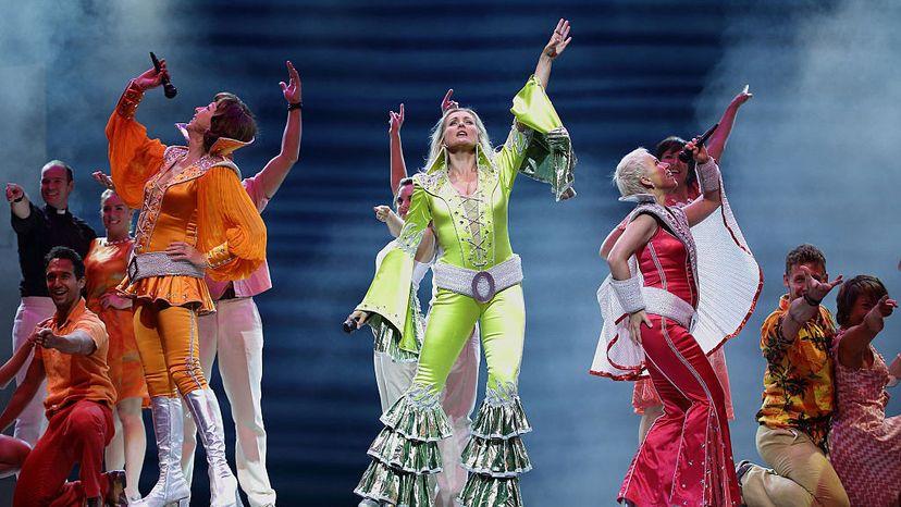 Mamma Mia!' musical Singapore