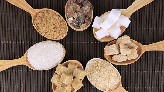 Is brown sugar healthier than white sugar?